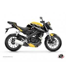 Kit Déco Moto Replica Yamaha MT 125 60th Anniversary