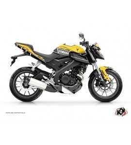 Kit Déco Moto Vintage Yamaha MT 125 60th Anniversary