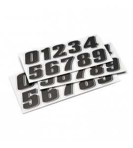 Kit de numéros autocollants XSR 700