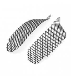 grilles Caches latéraux arrière black  MT-07