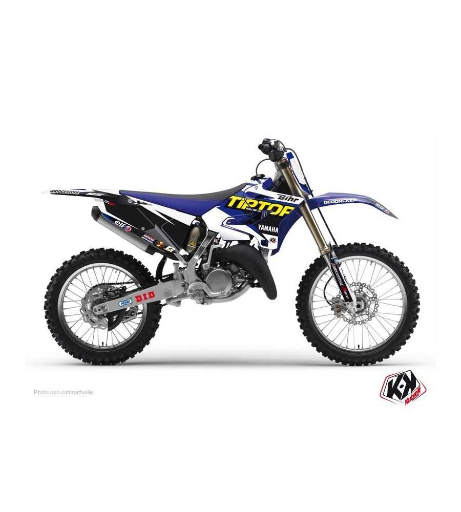 kit d co moto cross tip top yamaha 85 yz 2015 yz 85. Black Bedroom Furniture Sets. Home Design Ideas