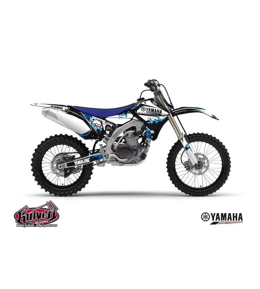 kit d co yamaha 450 yzf hangtown yzf 450. Black Bedroom Furniture Sets. Home Design Ideas