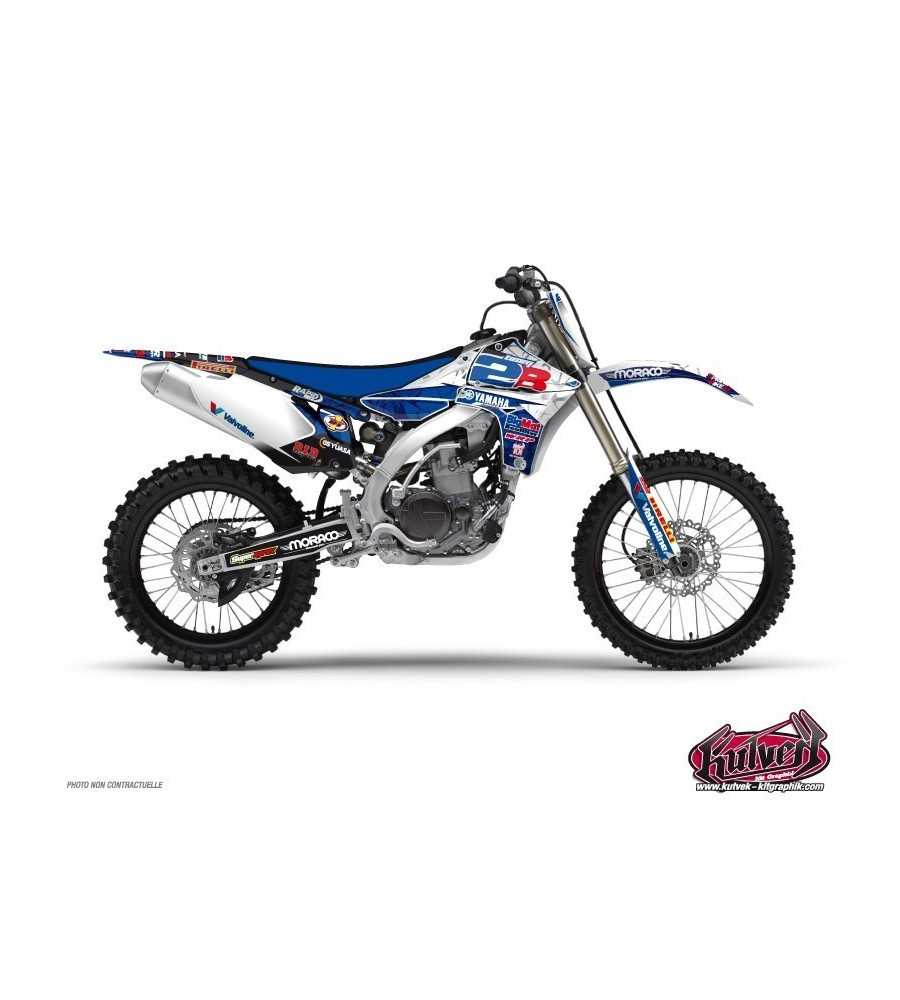 Kit Déco Moto Cross Yamaha 450 YZF Team 2B - 2013