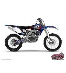 Kit Déco Moto Cross Yamaha 450 YZF Team 2B - 2011