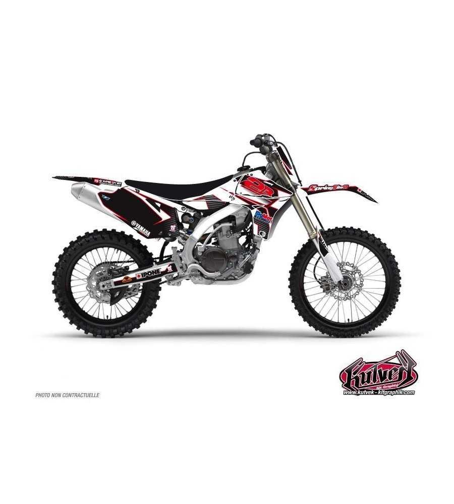 Kit Déco Moto Cross Yamaha 450 YZF Team 2B - 2010
