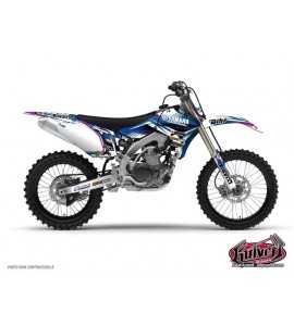 Kit Déco Moto Cross Yamaha 450 YZF Adrien Van Beveren - 2011