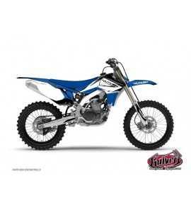 Kit Déco Moto Cross Assault Yamaha 450 YZF 2005-2015