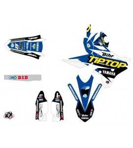 Kit Déco Moto Cross Replica Yamaha 450 YZF 2000-2016 TIP TOP LIGHT