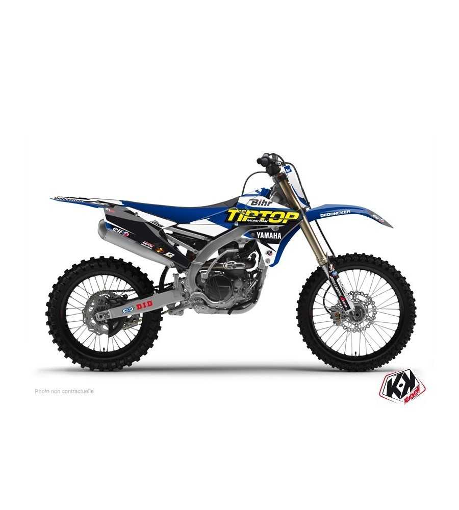 kit d co yamaha 450 yzf 2015 tip top replica yzf 450. Black Bedroom Furniture Sets. Home Design Ideas