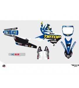 Kit Déco Moto Cross TIP TOP Yamaha 450 YZF 2015