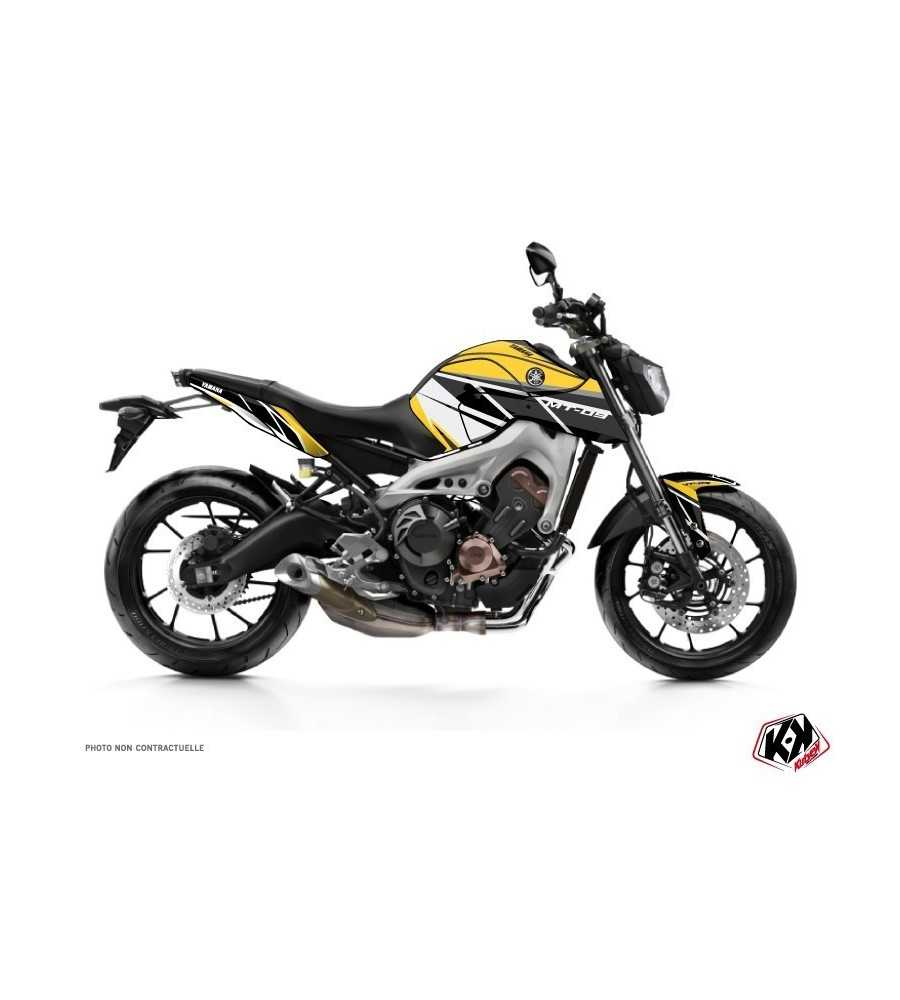 kit d co yamaha mt 09 replica 60th anniversary mt 09. Black Bedroom Furniture Sets. Home Design Ideas