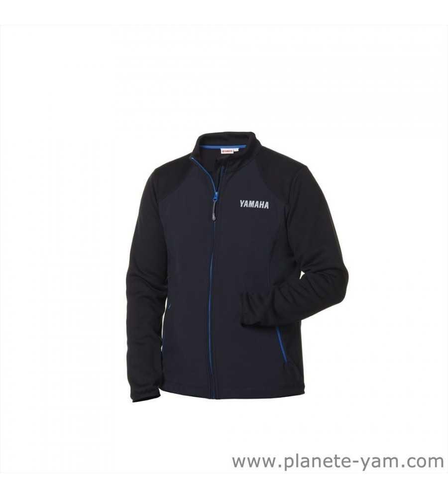 Polaire softshell Yamaha Marine|