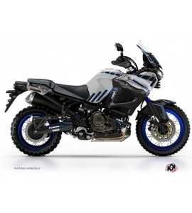 Kit Déco XTZ 1200 Super Ténéré ADVENTURE BLEU GRIS
