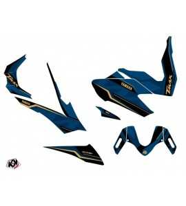 Kit déco T-MAX 530 bleu noir ENERGY