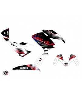 Kit déco T-MAX 530 ROUGE FLOW