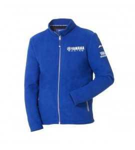 Polaire Yamaha Bleue