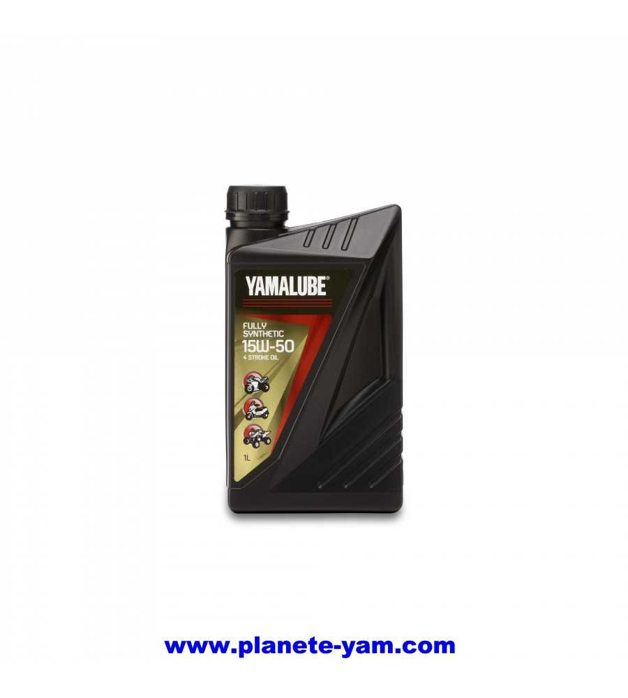 Huile moteur Yamalube® FS-4 100 % synthèse 15w50