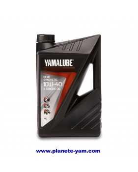 Huile moteur Yamalube® S4 SEMI SYNTHESE 10w40