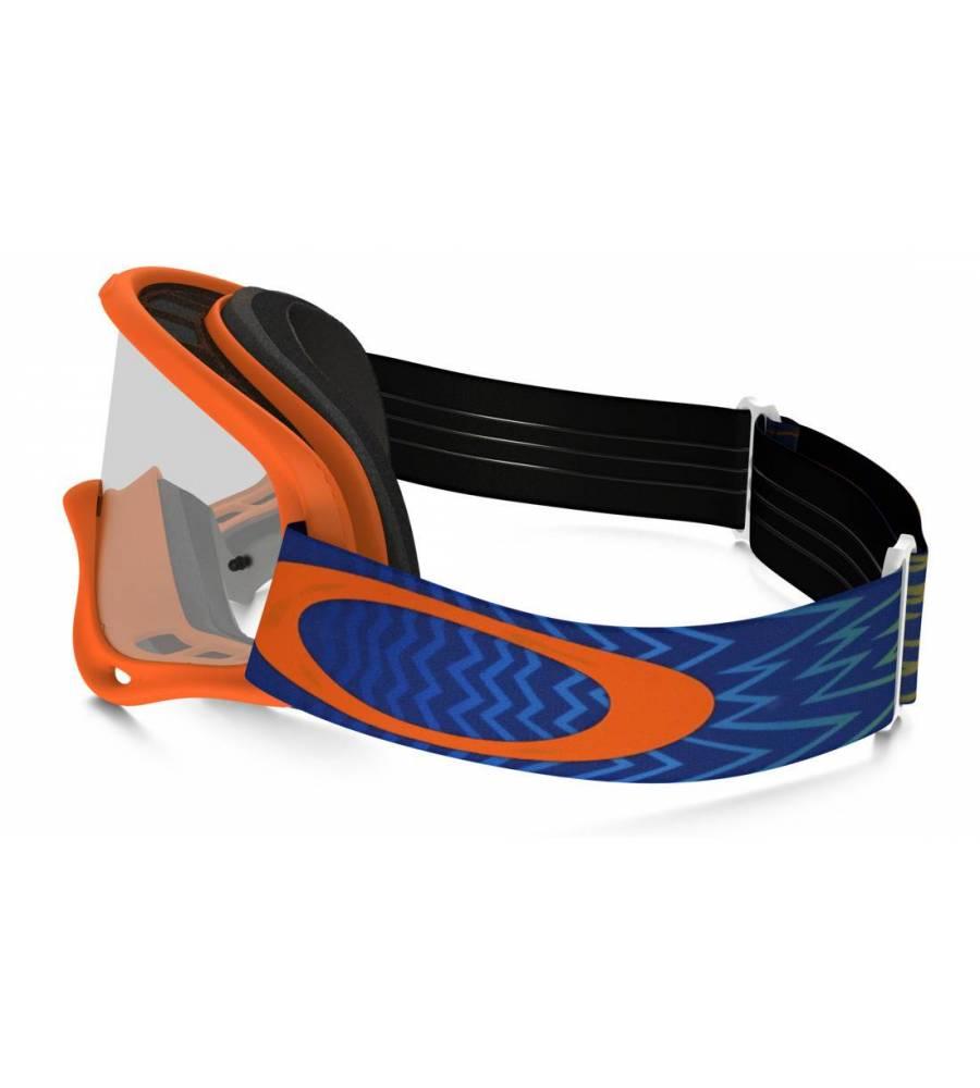 Masque OAKLEY XS O Frame Shockwave Neon Orange écran transparent 4fb41590a39c