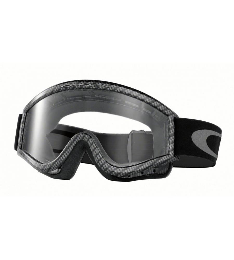 Masque OAKLEY L Frame Carbon Fiber écran transparent f96382a4336c