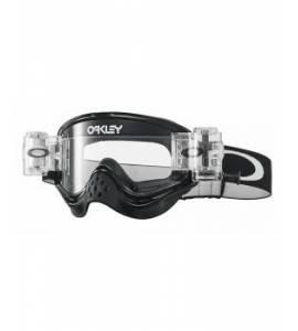 Masque OAKLEY O Frame 2.0 Sand Jet Black écran Dark Grey + transparent a77642a88bfa