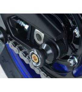 Z1000 2013-2017 Z1000sx 2014 2015 2016 Wenxiaw Protection du Bras Oscillant M8 Moto en Aluminium de Stand Bras Oscillant Bobbins Bras Oscillant pour Kawasaki Z650 Z800 Z900 Rouge 2 Pi/èces