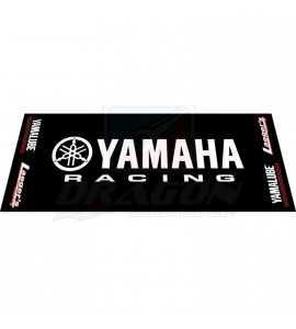 tapis environnemental yamaha racing noir