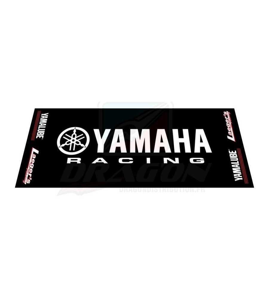 Tapis Environnemental Yamaha Racing Noir Entretien Outillage