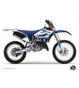 Kit Déco Erazer Yamaha 125-250 YZ Bleu