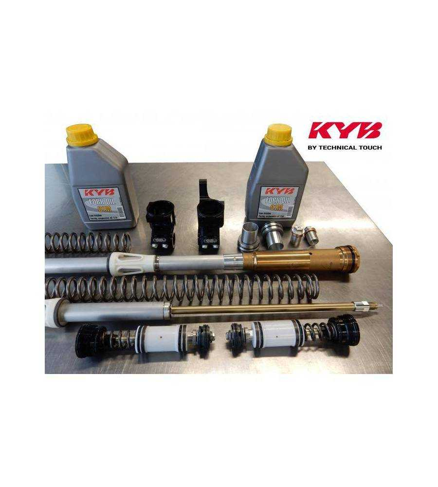 Kit cartouches à ressort KAYABA conversion fourche WP AER 48 85-95kg