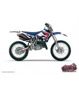 KIT DÉCO MOTO CROSS YAMAHA 125 – 250 YZ TEAM 2B MAXIME DESPRÈS 2010