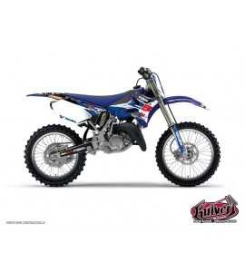 KIT DÉCO MOTO CROSS YAMAHA 125 – 250 YZ TEAM 2B 2013