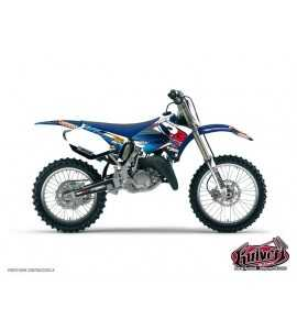 KIT DÉCO MOTO CROSS YAMAHA 125 – 250 YZ TEAM 2B 2012