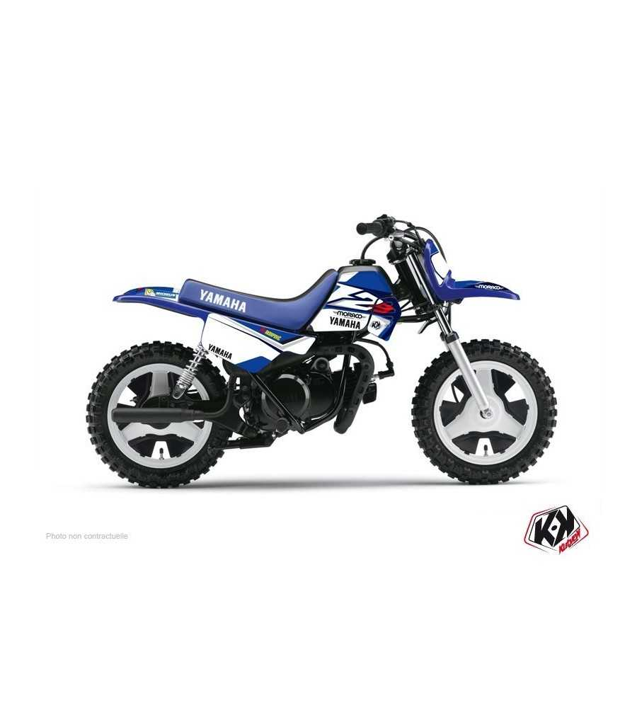 Kit Déco Moto Cross Team 2B Yamaha PW 50 2015
