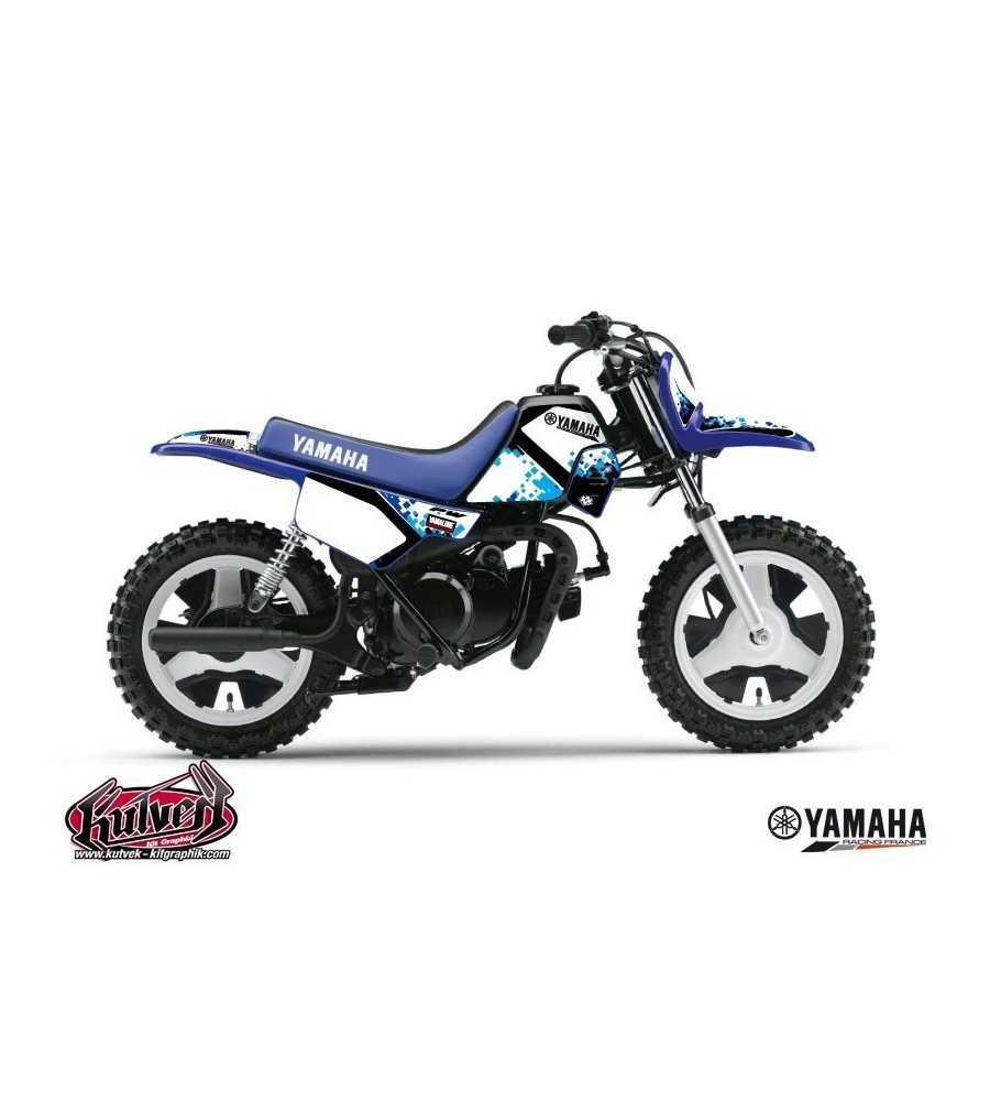 Kit Déco Moto Cross Hangtown Yamaha PW 50