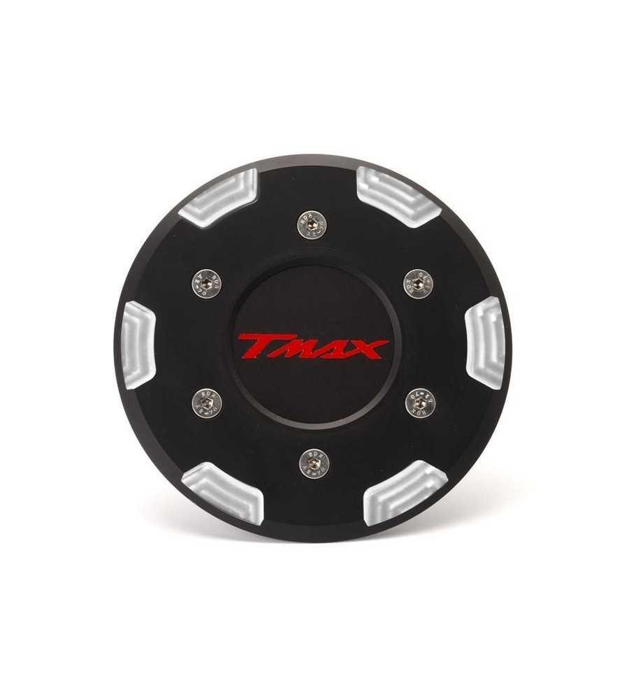 Couvercle de carter aluminium TMAX 530
