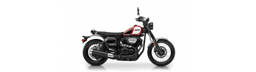 Yamaha Sport Heritage| Accessoires XSR 700 XSR 900 SCR 950