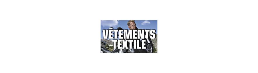 VETEMENTS TEXTILE HOMME BLOUSON VESTE