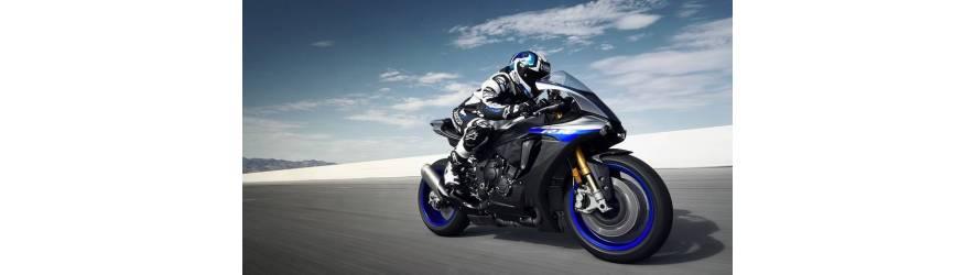 Gamme Supersport Yamaha