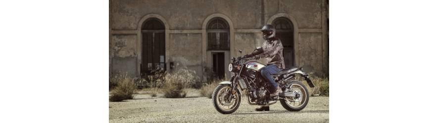Gamme Yamaha Sport Heritage