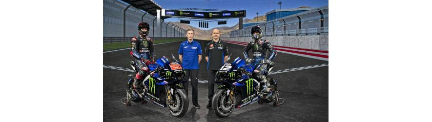 Vêtements Yamaha MotoGP 2020|Vetements Yamaha Planète Yam