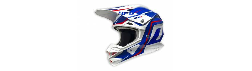 Casques Motocross