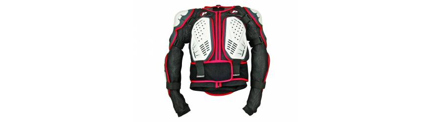 Protections Motocross
