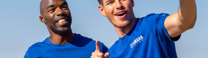 Vêtements Yamaha Homme | La sélection planète YAM Rennes