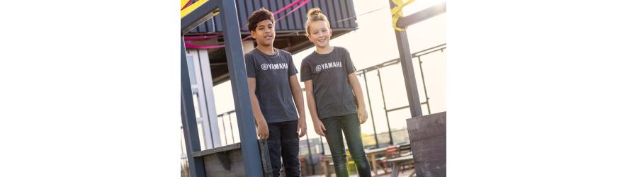 Vêtements Yamaha Enfant | La sélection planète YAM Rennes